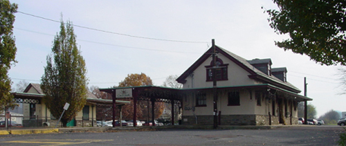 The Caboose Restaurant, Souderton, PA