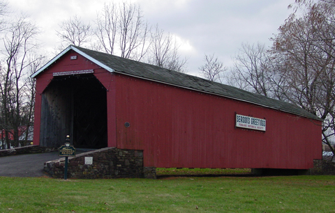 Covered Bridge, Perkasie, PA